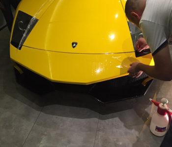 Lamborghini Kaplama